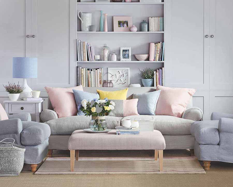 15 Pastel Living Room Ideas For A Cozy Home