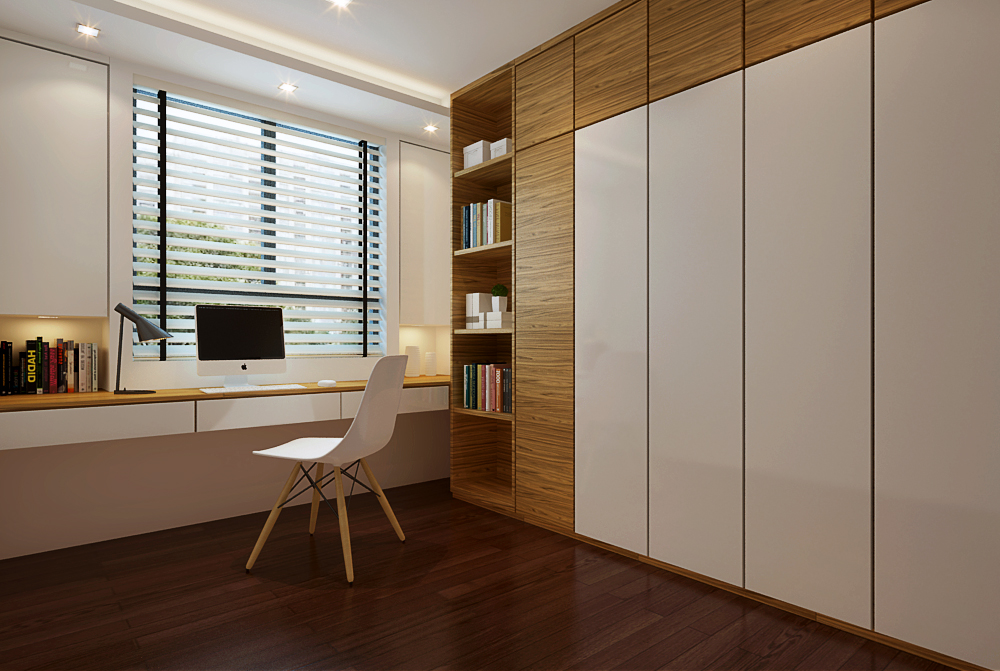 Design For Study Room In Home