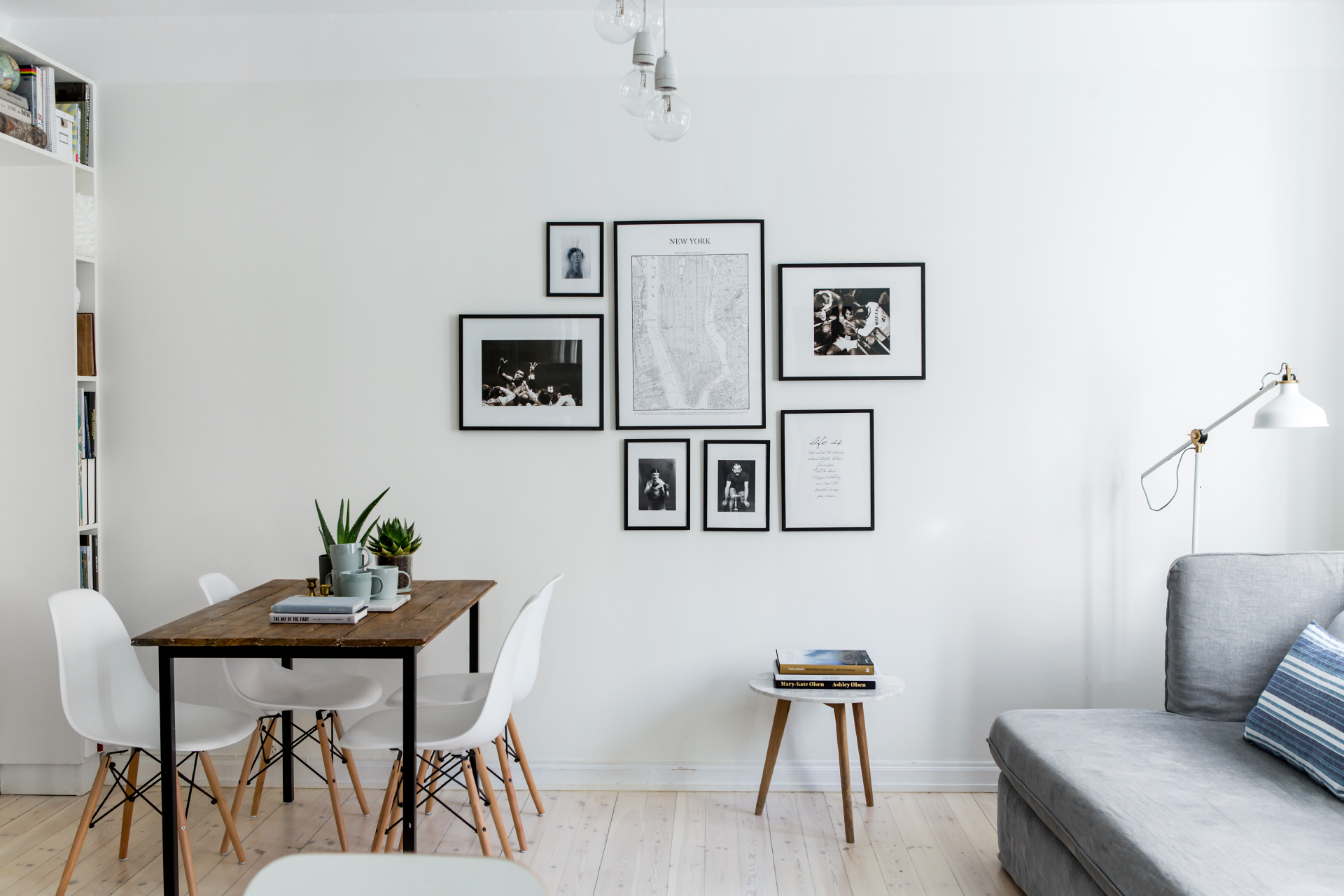 8 design lessons you can learn from scandinavian interiors for Interior decoration hsn code gst