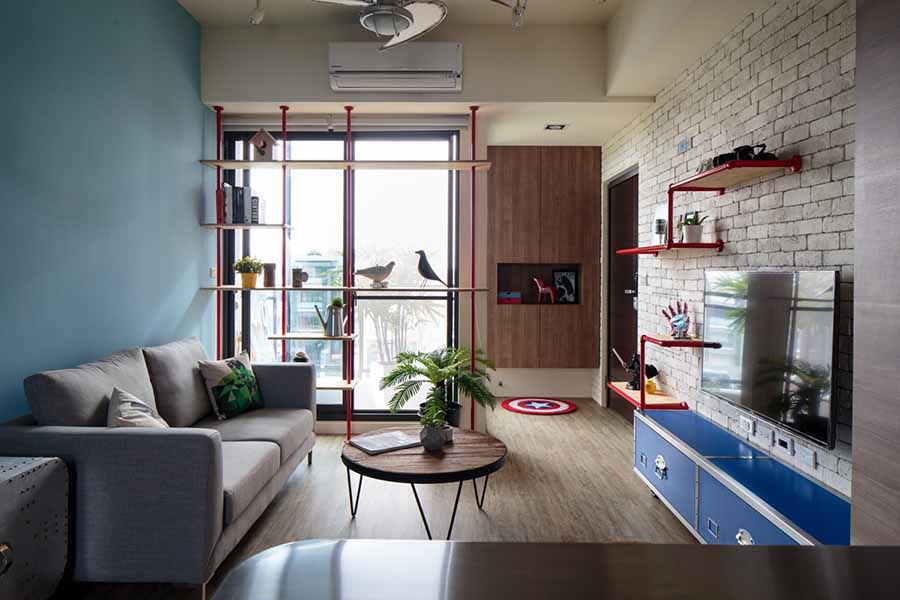 industrial home design. 29 Incredible Industrial Chic Design Ideas For  Blog HipVan