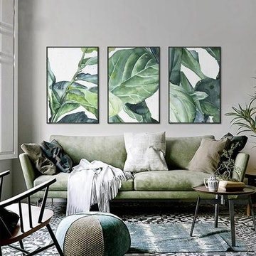 5 Easy Ways To Get The Botanical Look In Your Apartment