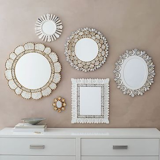 8 Ways With Mirrors