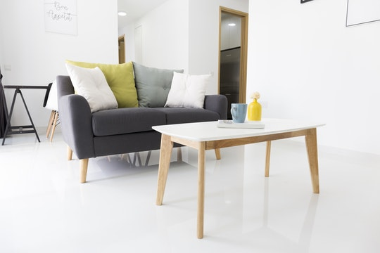 5 Tips to Furnish An Empty Apartment For Less Than 3k!