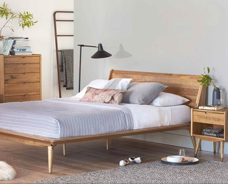 5 Simple Ways To Create A Cozy Scandinavian Bedroom