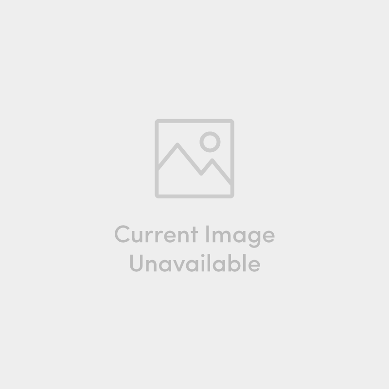 Doodle Triangle Bean Bag - Orange
