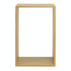 Hugh Shelf - Large, Oak