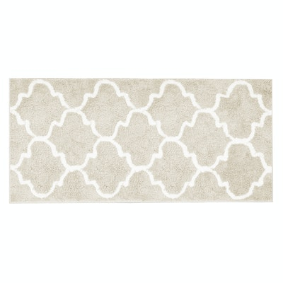 Lattice Long Mat - Beige - Image 2