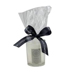 White Jasmine Votive Gift Candle
