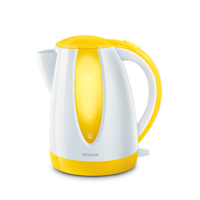 SENCOR Electric Kettle - Yellow