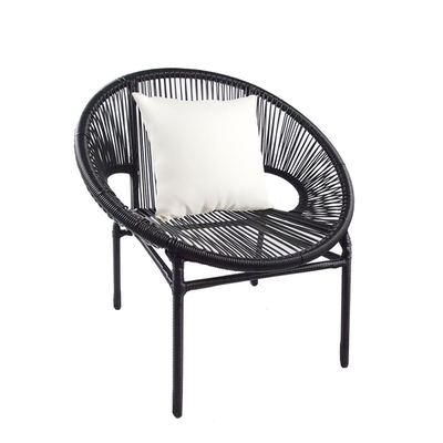 Shelton Patio Set with White Pillow - Image 2