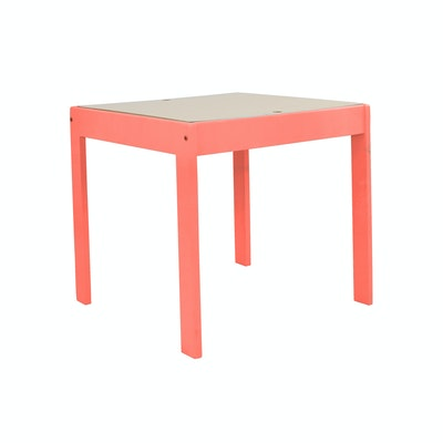 Wynona Activity Table - Coral - Image 2