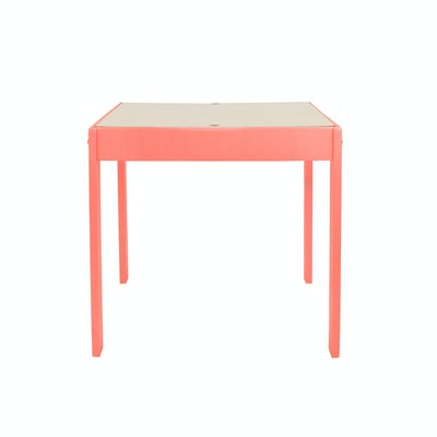 Wynona Activity Table - Coral - Image 1