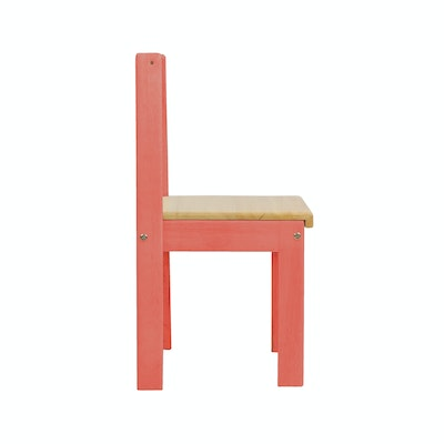 Layla Chair - Coral - Image 2