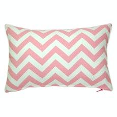 Georgina Rectangle Cushion - Pink