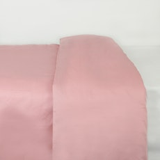 LUXE Duvet Cover Set - Dusty Rose