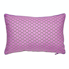 Bloom Rectangle Cushion - Lilac