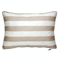 Grekko Rectangle Cushion - Ecru