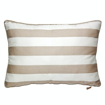 Grekko Rectangle Cushion - Ecru - Image 2