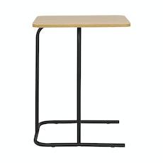 S Side Table/Desk - Black