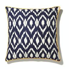 Iblyth Cushion Cover - Blue & White