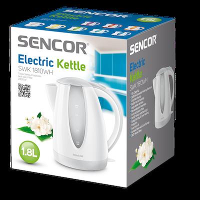 SENCOR Electric Kettle - White