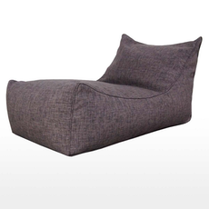 Ritchie Bean Bag Sofa - Grey