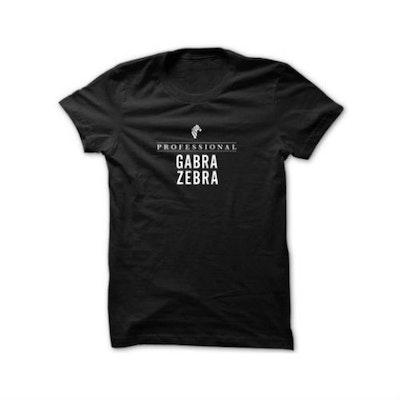 Gabra Zebra (Professional) - Black