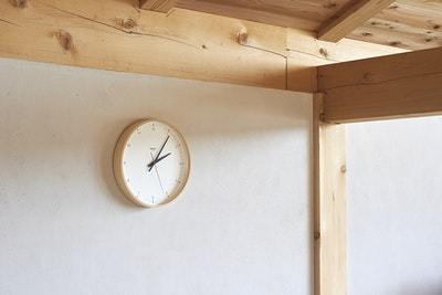 Plywood Clock - Image 1