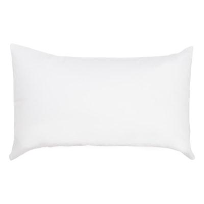 Colourblock Lumbar Cushion - Serenity/Grey - Image 2