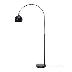 Slug Floor Lamp - Matte Black