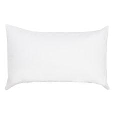 Colourblock Lumbar Cushion - Grey/Black