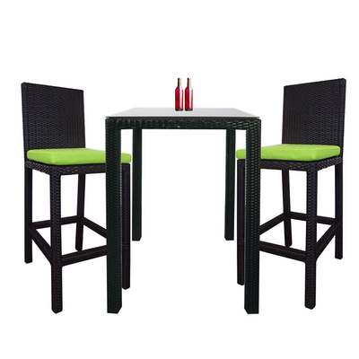 Midas Couple Set with Green Cushion - Image 1