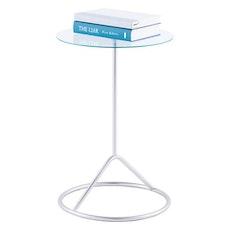 Loop Side Table - White