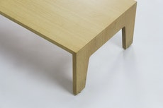 Hugh Shelf Base - Oak