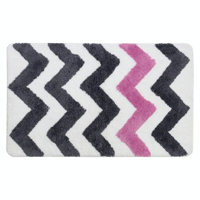 City Chevron Mat - Pink - Image 1