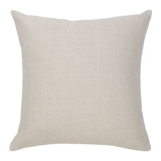 Throw Cushion Cover - Light Grey