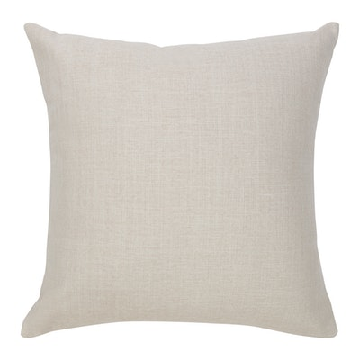 Throw Cushion - Light Grey