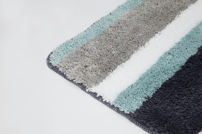 Modernity Striped Mat - Mint - Image 2