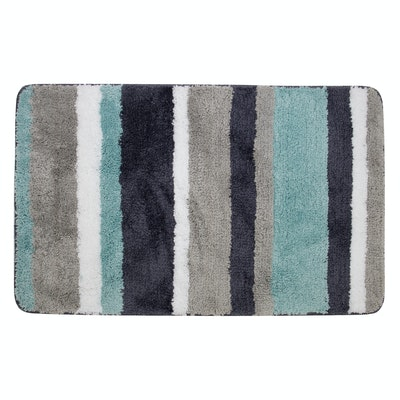 Modernity Striped Mat - Mint - Image 1