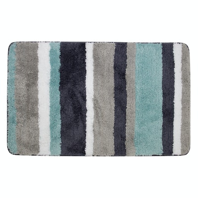 Modernity Striped Mat - Mint