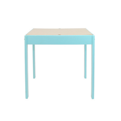Wynona Activity Table - Tiffany Blue