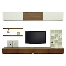 Tappen Wall Shelf - White