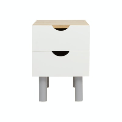 Rio Bedside Table - Small - Image 2
