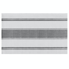 Jacquard Kitchen Towel  (Set of 2) - Dark Grey