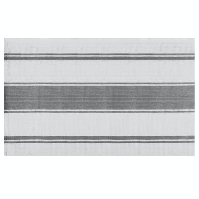 Jacquard Kitchen Towel  (Set of 2) - Dark Grey - Image 2
