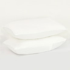 LUXE Pillow Case (Set of 2) - Alpine White