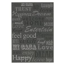Decora Typography Carpet