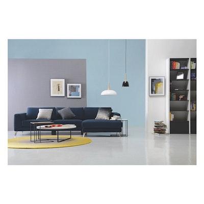 Felicity Coffee Table - Black Ash, Matt Black - Image 2