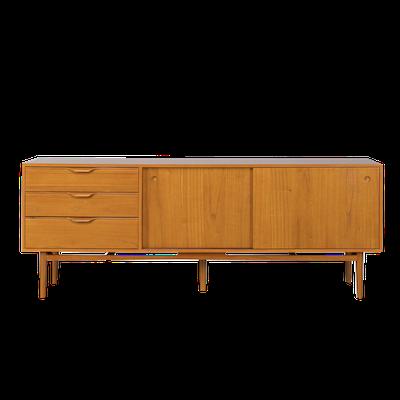 Vintage Sideboard Table Cabinet