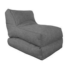 Vinci Bean Bag Sofa - Grey